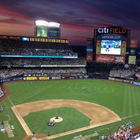 Photo taken at Citi Field by Raj N. on 7/16/2013