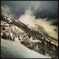 Photo taken at Aspen Mountain by Jörg B. on 3/21/2013