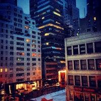 Photo taken at The Fitzpatrick Manhattan by Mykola L. on 12/15/2013