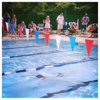 Photo taken at Chapel Glenn Pool by Libby A. on 6/18/2013