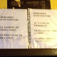 Photo taken at La Presse du Village by Lanvin L. on 12/16/2012