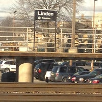 Photo taken at NJT - Linden Station (NEC/NJCL) by Jonathan T. on 12/28/2012