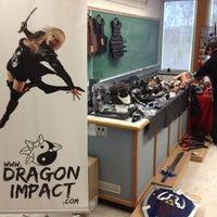 Photo taken at University of Victoria by Alex @ Dragon Impact -. on 2/24/2013
