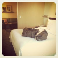 Photo taken at SpringHill Suites Sacramento Airport Natomas by Amber S. on 4/14/2013