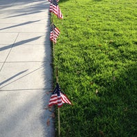 Photo taken at Sal Guarriello Veterans' Memorial by Michael S. on 5/25/2013