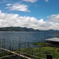 Photo taken at Danau Tondano by Titis P. on 9/6/2013