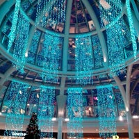 Photo taken at Square One Shopping Centre by Jan Melvin A. on 11/18/2012