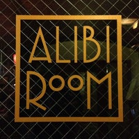Photo taken at Alibi Room by Narciso A. on 4/27/2013