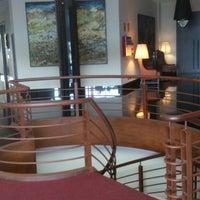 Photo taken at Hotel Spa Zen Balagares by David B. on 5/19/2014