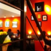 Photo taken at Lucca Cafés Especiais by Ricardo on 1/19/2013