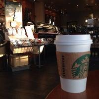 Photo taken at Starbucks by Sean R. on 2/14/2014