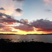 Photo taken at Point Emery Park by Jef P. on 3/1/2015