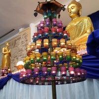 Photo taken at Vihara Theravada Buddha Sasana by Victor O. on 5/14/2014