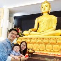 Photo taken at Vihara Theravada Buddha Sasana by Victor O. on 2/28/2016