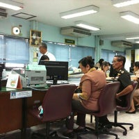 Photo taken at Phaya Thai District Office by Pitakpong S. on 2/10/2014