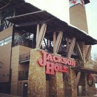 Photo taken at Jackson Hole Mountain Resort by Master M. on 1/31/2013