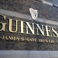 Photo taken at Guinness Storehouse by Evgeniya V. on 2/6/2013
