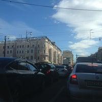 Photo taken at Ресторан «Горки» by Jenya😝 on 3/28/2013