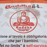 Photo taken at Wok & Buddha (Buddha Restaurant Lounge Bar) by Giorgia P. on 9/29/2013