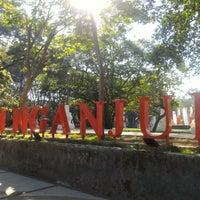 Photo taken at Alun Alun Nganjuk by Sugiharto S. on 6/25/2016