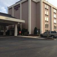 Photo taken at Hampton Inn Atlanta-Northlake by 💟 nicole 💟 on 2/23/2014