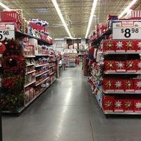 Photo taken at Walmart Supercenter by Tyler G. on 11/15/2012