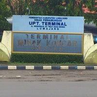 Photo taken at Terminal Minak Koncar by hanapi S. on 5/27/2013