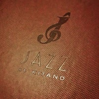 Photo taken at The Jazz Room at The Kitano by makia m. on 1/15/2017
