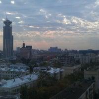 "Photo taken at ОАО ""МКБ ""Компас"" by Sergey G. on 9/28/2012"