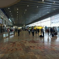 Photo taken at Terminal 2B by Kristóf S. on 10/18/2012