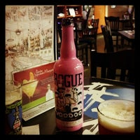 Photo taken at Rogue Ales Public House by Devon P. on 9/14/2012