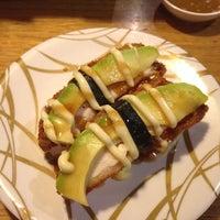 Photo taken at O-Sushi by Eun-Man Y. on 10/9/2014