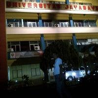 Photo taken at Universitas Jayabaya Cimanggis by MeiDewi on 1/4/2014
