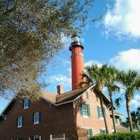 Photo taken at Ponce Inlet Lighthouse by Nani S. on 1/16/2013