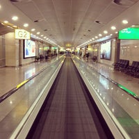 Photo taken at Cairo International Airport (CAI) by Adriano M. on 10/29/2012