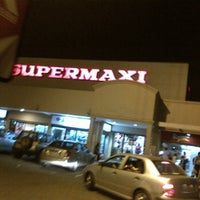 Photo taken at Supermaxi by Esther L. on 6/19/2012