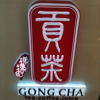 Photo taken at 貢茶 Gong Cha by Bryan C. on 2/21/2012