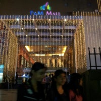 Photo taken at P&M Mall by Anujit S. on 11/10/2012