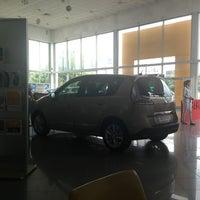 Photo taken at Karoto Renault by Sedat T. on 7/18/2013