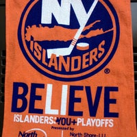 Photo taken at New York Islanders Team Store by Eric W. on 5/5/2013