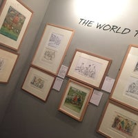Photo taken at The Cartoon Museum by Matthew R. on 1/29/2016