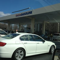 Photo taken at Costco Gasoline by Steven J. on 2/16/2013