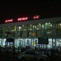 Photo taken at New Delhi Railway Station (NDLS) by Sanchit M. on 5/20/2013