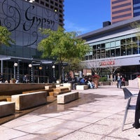 Photo taken at CityScape Phoenix by Wendy L. on 3/6/2013