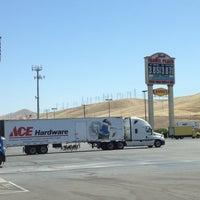 Photo taken at Joe's Travel Plaza by Alex L. on 4/28/2013