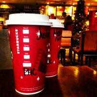 Photo taken at Starbucks by Justin L. on 12/15/2012