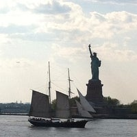 Photo taken at Staten Island Ferry Boat - Andrew J. Barberi by Jim on 6/15/2013