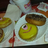 Photo taken at Dunkin Donuts by Shann K. on 8/27/2013