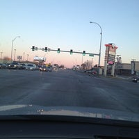 Photo taken at 41st St. & Louise Ave. by Megan N. on 1/15/2013