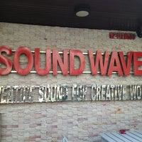 Photo taken at Soundwave Sound Studio by MaeKwankao on 5/31/2013